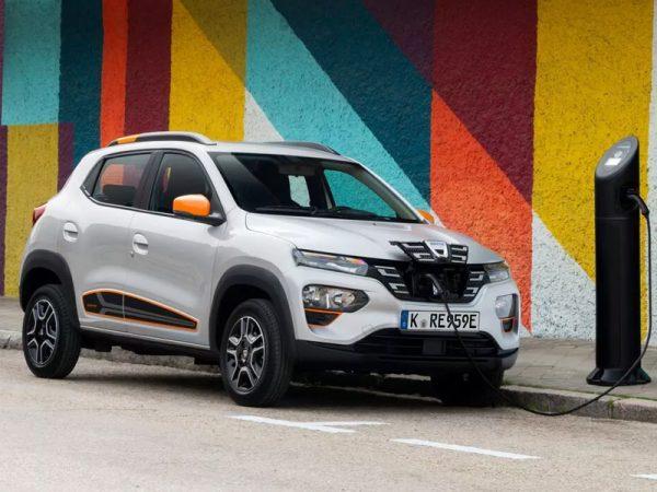 der neue Dacia Spring