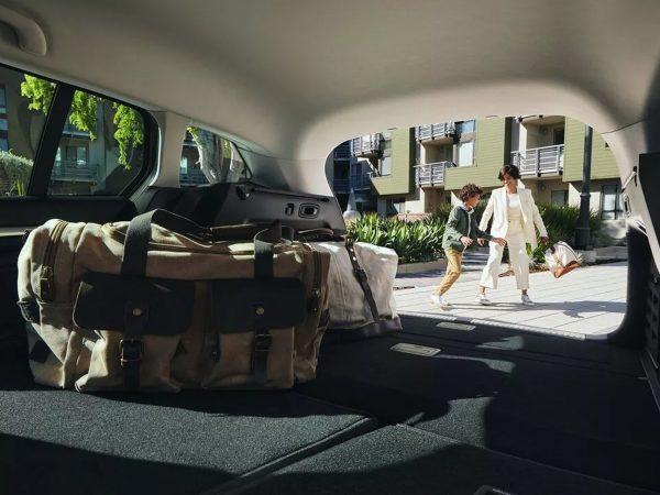 Renault Megane-plugin-Kofferraum