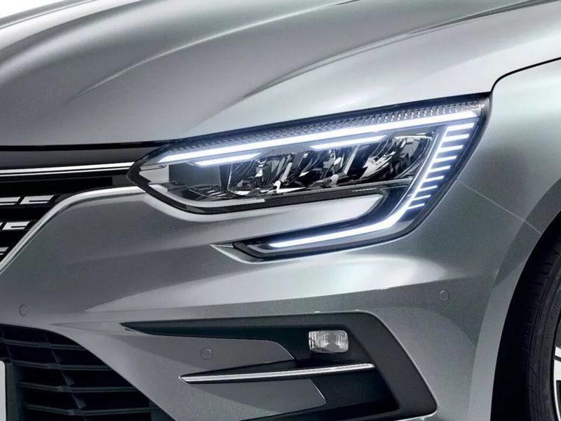 Renault Megane-plugin-Led
