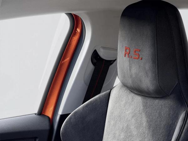 Detailaufnahme RENAULT Megane RS