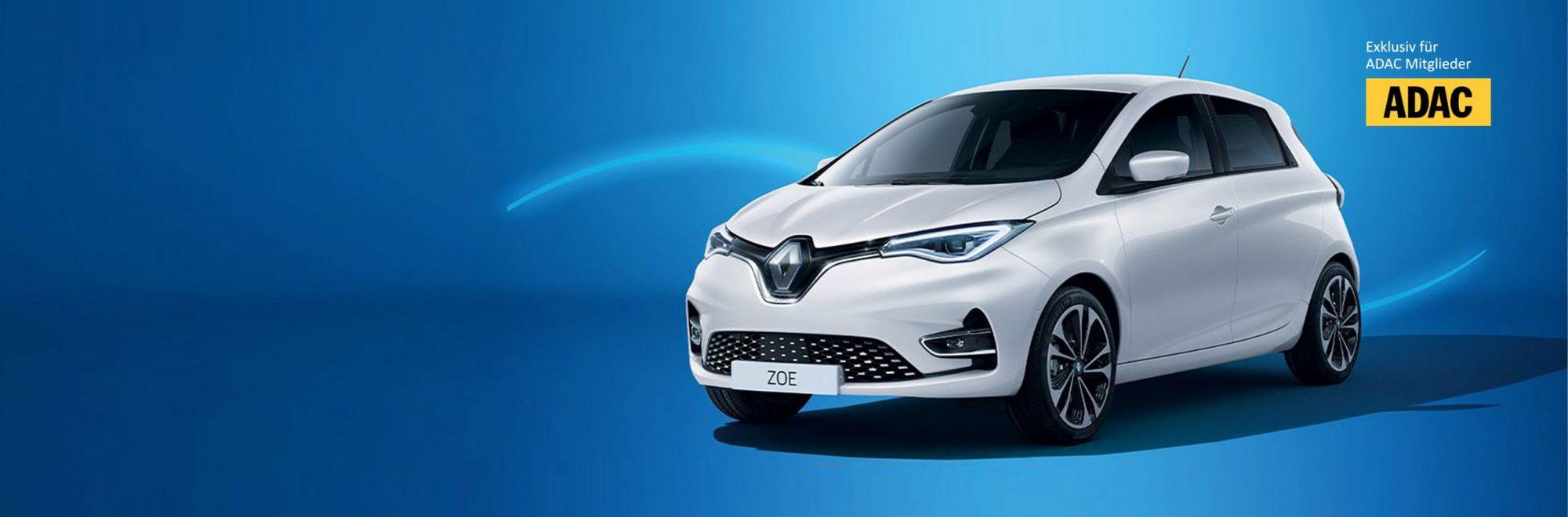 Renault ZOE für 99,- Euro