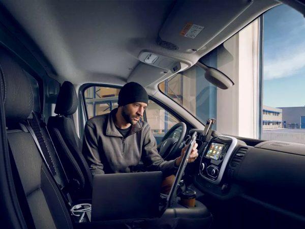 RENAULT Trafic Fahrerkabine